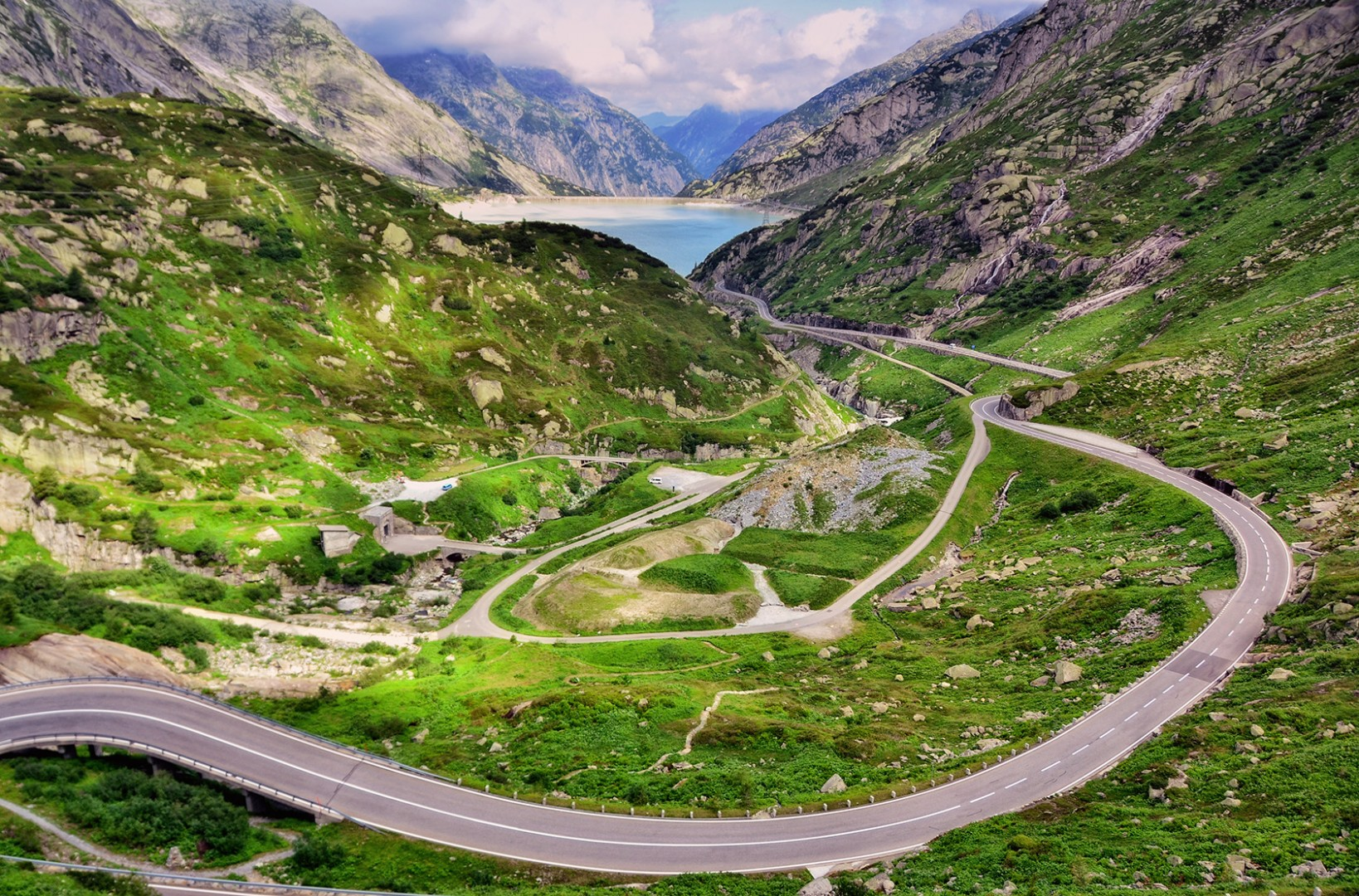 Alps Deluxe & French Riviera Motorcycle Tour