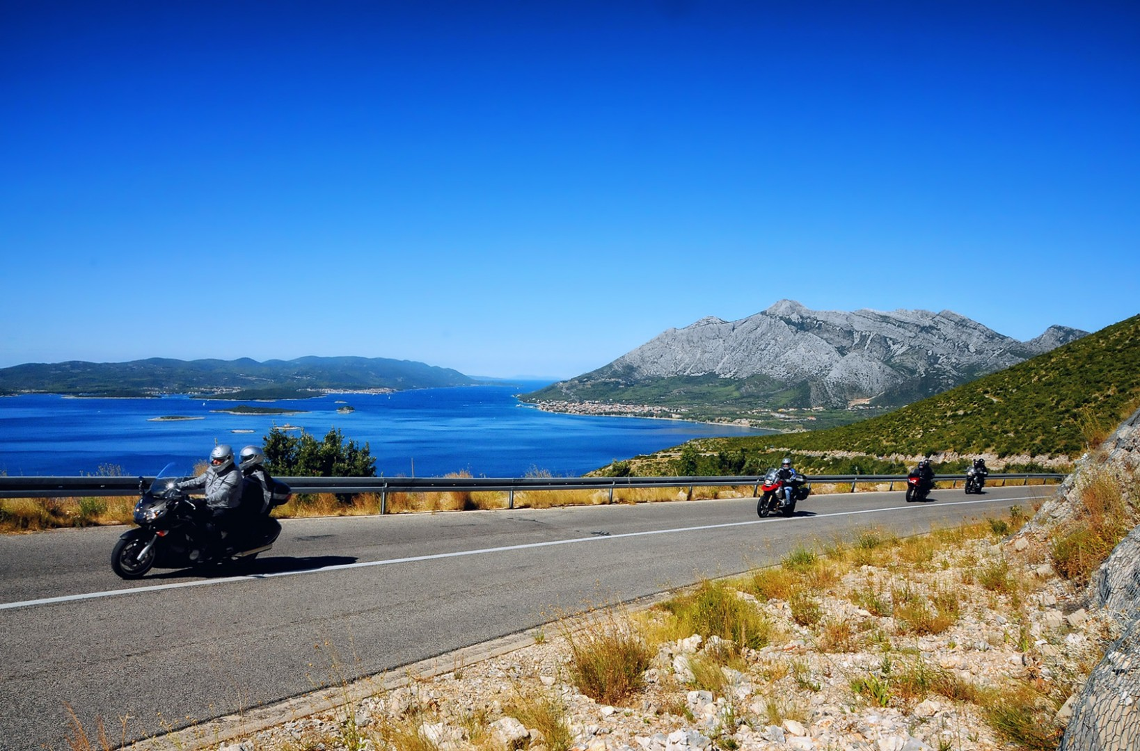 Adriatic Riviera Motorcycle Tour