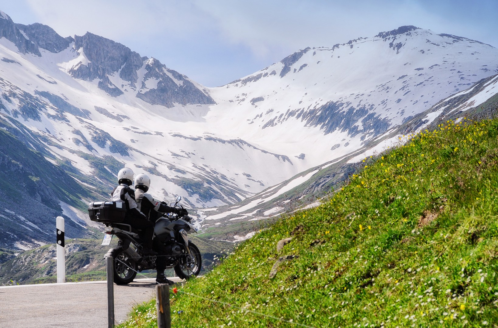 Top of the Alps Motorcycle Tour