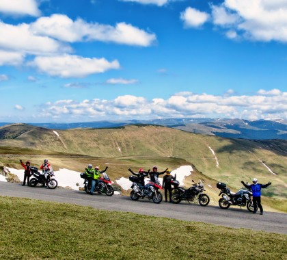 Romania to Istanbul Adventure Motorcycle Tour