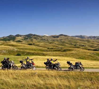 Balkans and Adriatic Explorer Motorcycle Tour