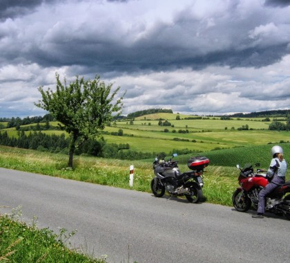 Czech and Hungary motorcycle tours