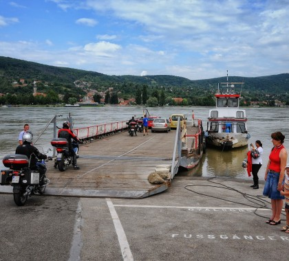 Czech Hungary Motorcycle Tour