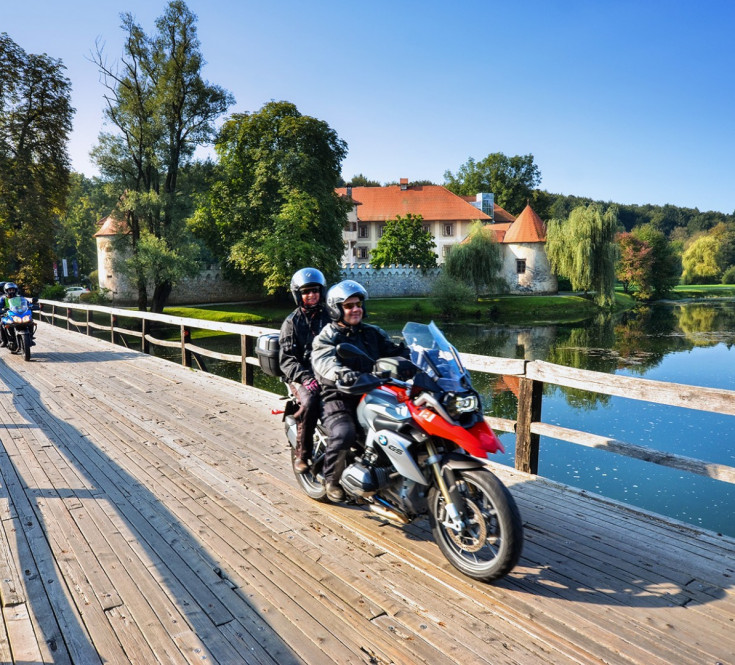 Alps Adriatic Adventure Motorcycle Tour