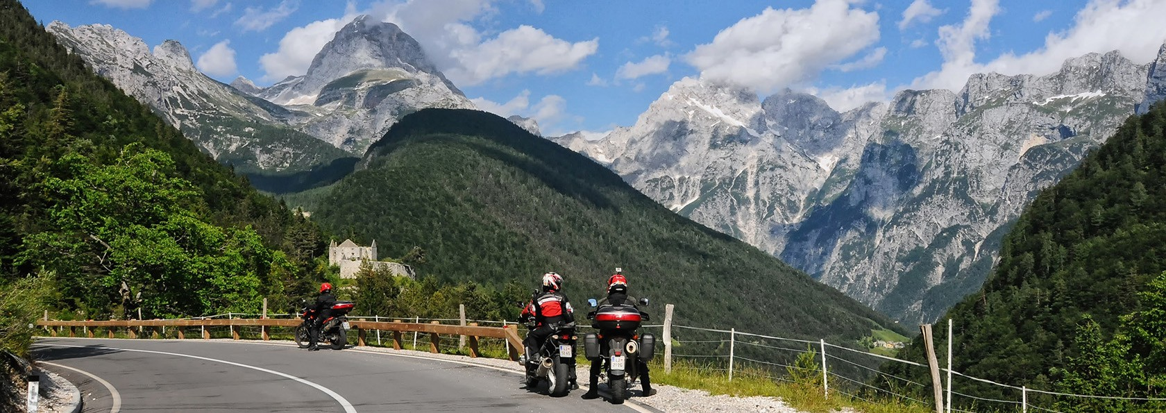 SLOVENIA & DOLOMITES self-guided tour