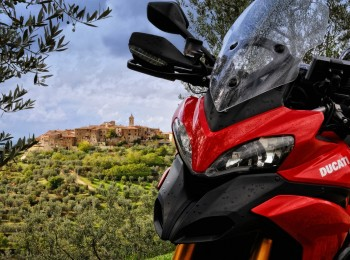 TUSCANY SARDINIA CORSICA & ALPS self-guided tour