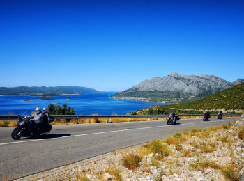 ADRIATIC RIVIERA self-guided tour