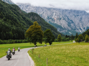 SLOVENIA self-guided tour